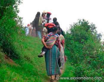 Comunidades de Murindó recibirán ayuda humanitaria - El Colombiano