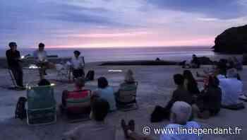 Lectures au lever du soleil sur la jetée de Port-Vendres - L'Indépendant