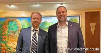 Rotary Club Daun-Eifel: Dirk Wingenter ist neuer Präsident - Trierischer Volksfreund