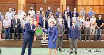 Kreistag in Daun hat eine neue Vorsitzende: Landrätin Julia Gieseking - Trierischer Volksfreund