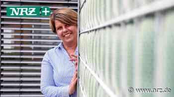 Hamminkeln: Silke Visscher kümmert sich um Flüchtlinge - NRZ