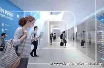 Toulouse : la Ligne Aéroport Express avance à Blagnac - Le Journal Toulousain