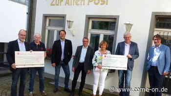 """Anonymer Spender unterstützt Meinerzhagener Tafel und Kiersper Verein """"Hand in Hand"""" - come-on.de"""