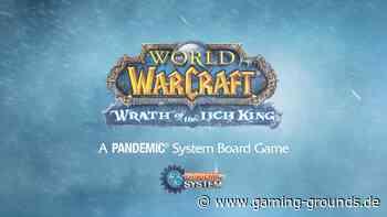 WoW: Wrath of the Lich King - Pandemie Brettspiel angekündigt | gaming-grounds.de - Gaming-Grounds.de – Das Spielemagazin