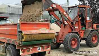 Weeze: Neuer Sand und Bienen für den Hundeplatz - NRZ