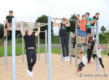 """Fitnessstudio """"umsonst und draußen"""" in Welzheim - Welzheim - Zeitungsverlag Waiblingen - Zeitungsverlag Waiblingen"""