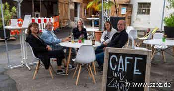 SZ/BZ: Ehningen: Café im Zehntscheuerhof wieder eröffnet - Sindelfinger Zeitung / Böblinger Zeitung
