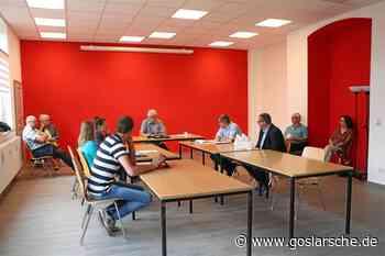 Räume für Dorfgemeinschaft in Klein Mahner erneuert - Liebenburg - Goslarsche Zeitung