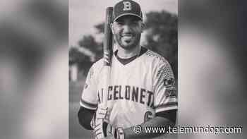 Se apaga la vida para Jonathan García Cruz, joven pelotero de la Doble A - Telemundo Puerto Rico