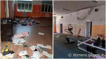 Monterotondo, vandali nella palestra chiusa: viaggio nell'ex struttura ell'Asl - Il Tirreno