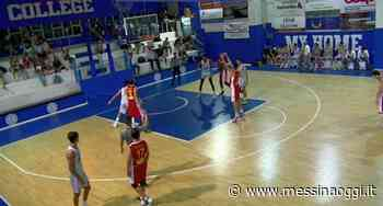 BASKET – JustMary Messina, pesante sconfitta a Borgomanero in gara 1 - Messina Oggi