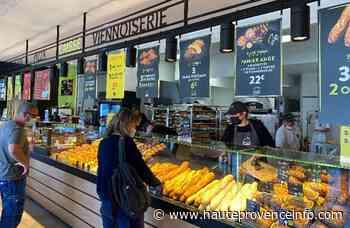 La boulangerie Ange s'implante à Manosque - Haute-Provence Info