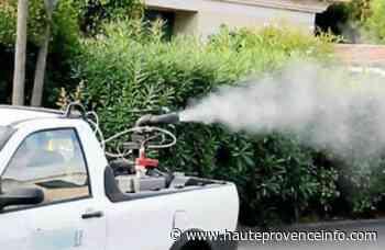 Manosque : opération démoustication le 7 juillet - Haute-Provence Info