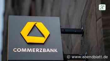 Commerzbank schließt Filiale in Quickborn - Hamburger Abendblatt