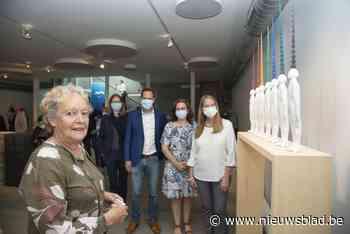 Linda Molleman stelt tentoon in Het Schepenhuys