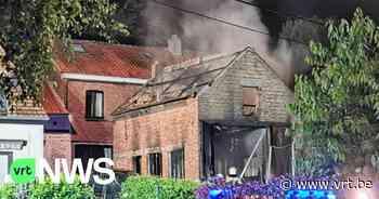 Familielid bekent brandstichting in Overijse - VRT NWS