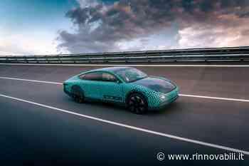 Lightyear One, l'auto elettrica fotovoltaica che fa 710km con una ricarica - Rinnovabili