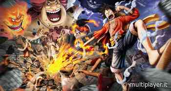 One Piece Odyssey: marchio registrato da Shueisha e Bandai Namco - Multiplayer.it