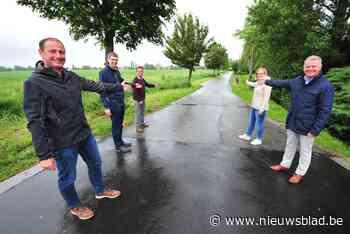 """Cottemweg wordt fietsstraat op vraag van buurtbewoners: """"Voorbijsteken is geen optie"""""""