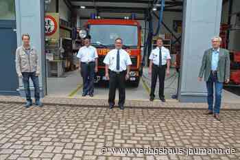 Anzeige: Feuerwehrgerätehaus Atzenbach - Zell im Wiesental - www.verlagshaus-jaumann.de