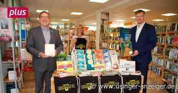 Neu-Anspach: Sparkassen-Kulturstiftung unterstützt Stadtbücherei - Usinger Anzeiger