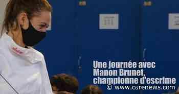[Transmettre et inspirer] Rencontre entre Marion Brunet et des élèves de Vaucresson | Hope - Carenews