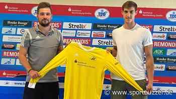 Kampf um die Nummer eins: Nicolas Delpino fordert in Neustrelitz Zlatan Kostal heraus - Sportbuzzer