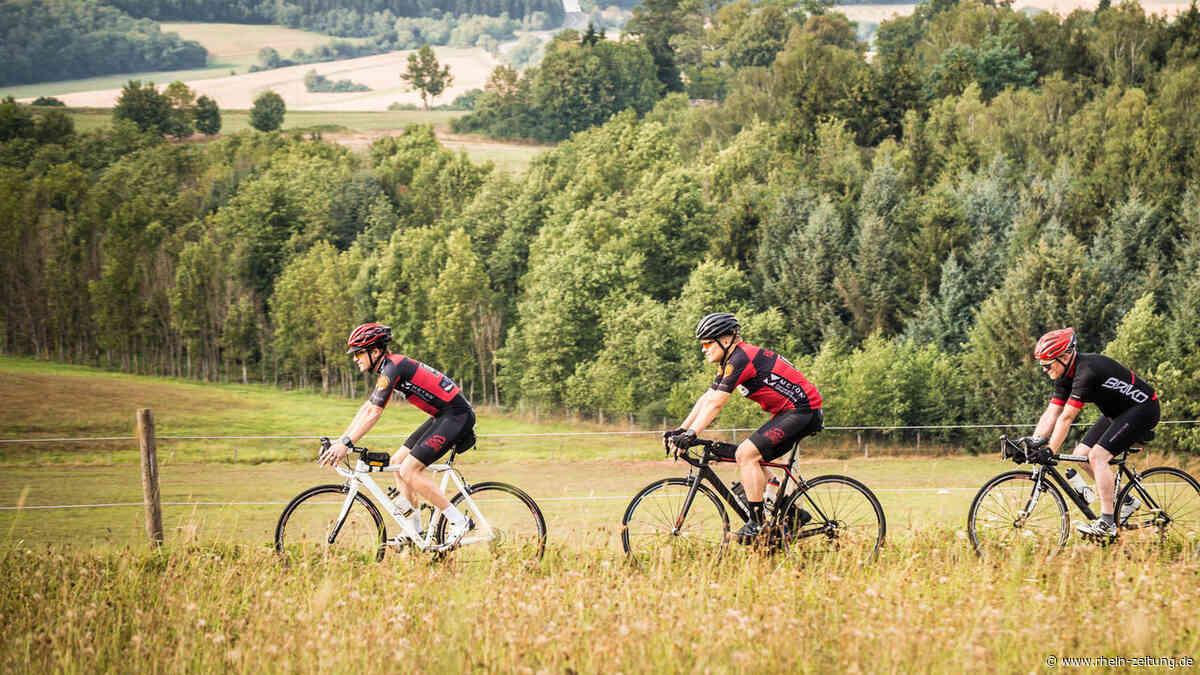 Rennradnetz der Bike-Region startet: Ren(n)dezvous mit Hunsrück und Nahe - Rhein-Zeitung