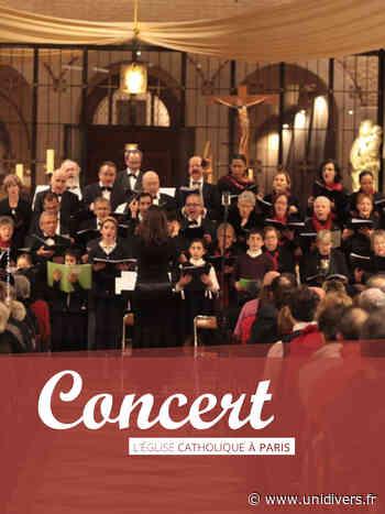 Fête de la musique Église Saint-Pierre de Montrouge - Unidivers