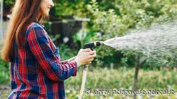 Casteggio, scarseggia l'acqua Il Comune ora è in allarme - La Provincia Pavese