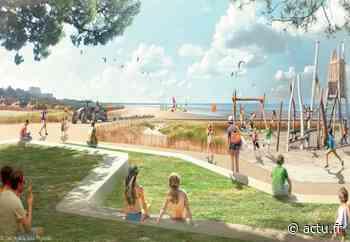 Saint-Brevin les Pins : le projet d'aménagement du parking du Pointeau fait des vagues - actu.fr
