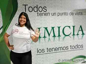 Legado de Andrea González es ejemplo de voluntariado en Ciudad Guayana - Diario Primicia - primicia.com.ve