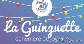 Guinguette éphémère à Joinville-le-Pont - 94 Citoyens