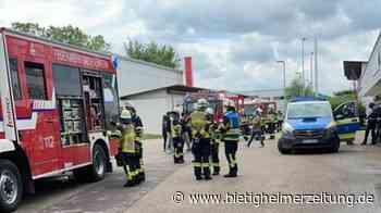 Feuerwehreinsatz in Sachsenheim: Realschule wegen brennendem Mülleimer evakuiert - Bietigheimer Zeitung