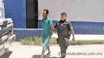 De ´la Paloma Cordero´ Arrastraba tinaco por las calles - Periódico La Voz