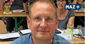 Zossen: Sven Reimer neuer Chef des CDU-Stadtverbands - Märkische Allgemeine Zeitung