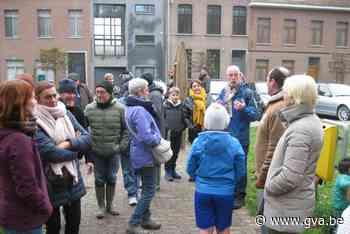 Discussie tussen actiegroep en provincie escaleert - Gazet van Antwerpen
