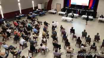 Wingles : la salle des Baladins, futur « cinéma » intermittent ? - La Voix du Nord