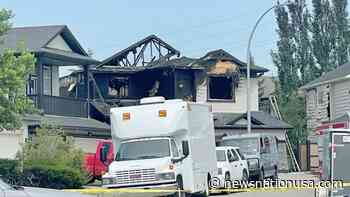 7 dead, including 3 adults and 4 children, in Chestermere, Alta. house fire - News Nation USA