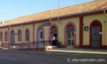 El Partido Popular se une al coro que pide que no se cierre el tráfico ferroviario en Hellín - El Faro de Hellín