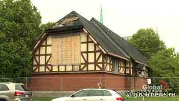Saint-Lambert city council votes in favour of demolishing former Anglican Church | Watch News Videos Online - Globalnews.ca