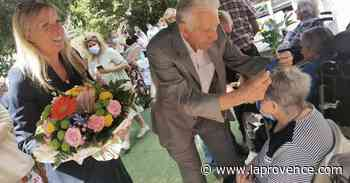 Carnoux-en-Provence : journée des centenaires à l'Ehpad Debussy - La Provence