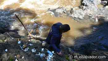 Joven desaparecido fue encontrado muerto en un río de Quezaltepeque | Noticias de El Salvador - elsalvador.com