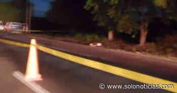 Asesinan a un hombre en carretera de Quezaltepeque, La Libertad - Solo Noticias