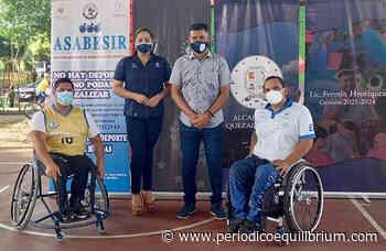 En Quezaltepeque potenciarán el baloncesto en silla de ruedas - Periódico Equilibrium
