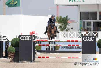 Gilles Thomas is de beste in hoofdnummer Gold Zoutleeuw - equnews.be