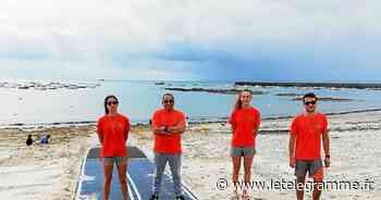 Lorient - À Ploemeur, retour des sauveteurs à l'anse du Stole - Le Télégramme