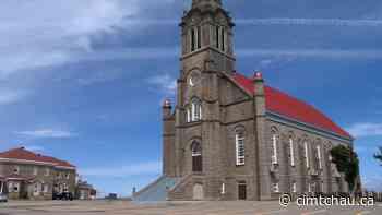 Entrée par effraction à l'église de Grande-Anse - CIMT-CHAU