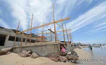 Planeación en espera para retiro de suspensión de la palapa de Cerritos, en Mazatlán - Debate