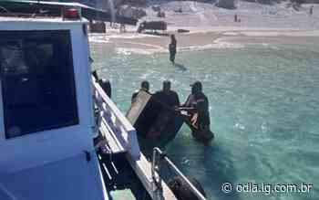 Arraial do Cabo realiza ação de ordenamento em praia - O Dia